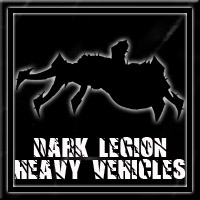 Dark Legion Heavy Vehicles